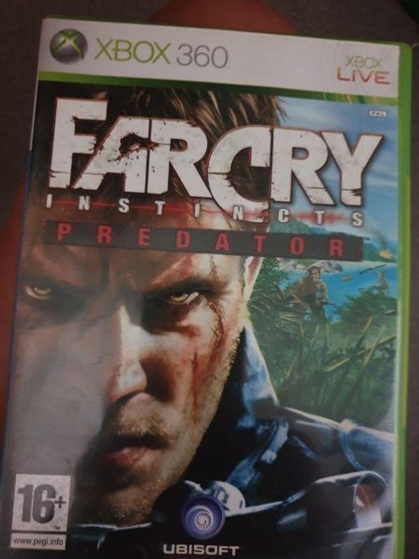 x Box Spiel Farcry