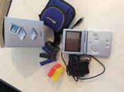 Gameboy Advanced mit Spielen Tasche
