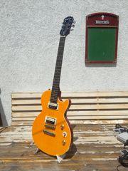 epiphone appetit amber SLASH E-Gitarre