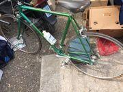 gut erhaltene Rennrad
