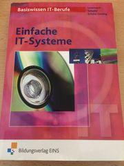 Verkaufe Buch Einfache IT-Systeme