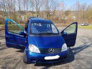 Mercedes-Benz Vaneo 1 9 Family