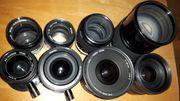 Verkauf der analogen Nikon - Spiegelreflex -