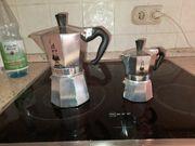 Bialetti Moka Express Espressokocher Aluminium