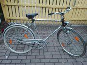 Fischer Herrenfahrrad Alu Fahrrad 28