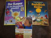 Bastelbücher Kindergeburtstag