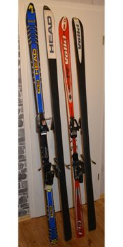 Ski HEAD TR-18 und VÖLKL