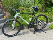 Mountainbike 26 Carbonrahmen