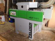 Felder Abricht-Dicktenhobelmaschine AD 741