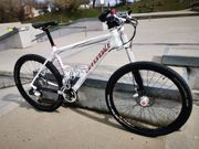 mountainbike cannondale carbon