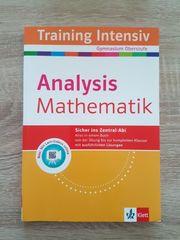 Analysis Mathematik Lern- und Übungsbuch