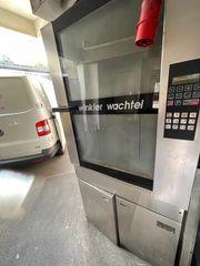 Backofen Winkler Wachtel