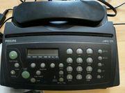 Philips Telefon mit Fax und
