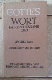 Gottes Wort im Kirchenjahr 1940