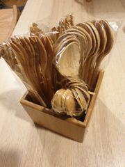 bamboo Besteck 10x