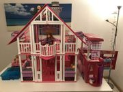 Barbie Traumvilla Villa California W3141