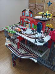 Eisenbahnbahnhof