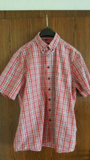 Kurzarm-Herrenhemd