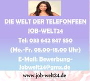Telefonistin Heimarbeit Job Homeoffice Schreibarbeit