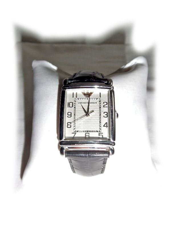 Seltene Armbanduhr von Armani