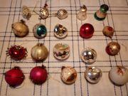 Uralt Weihnachtsbaum Schmuck
