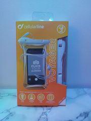 Cellularline Waterproof Voyager Grau