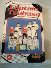 Manga Bücher Capitan Tsubasa