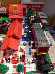 Große Lego Stadt zu verkaufen