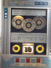 Super Stern Geldspielautomat von 1969