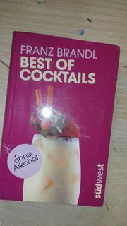 best of Cocktail Buch