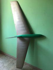 Segelflugzeugmodell