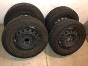 4x M S Winterreifen Dunlop