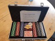 Pokern Koffer komplett