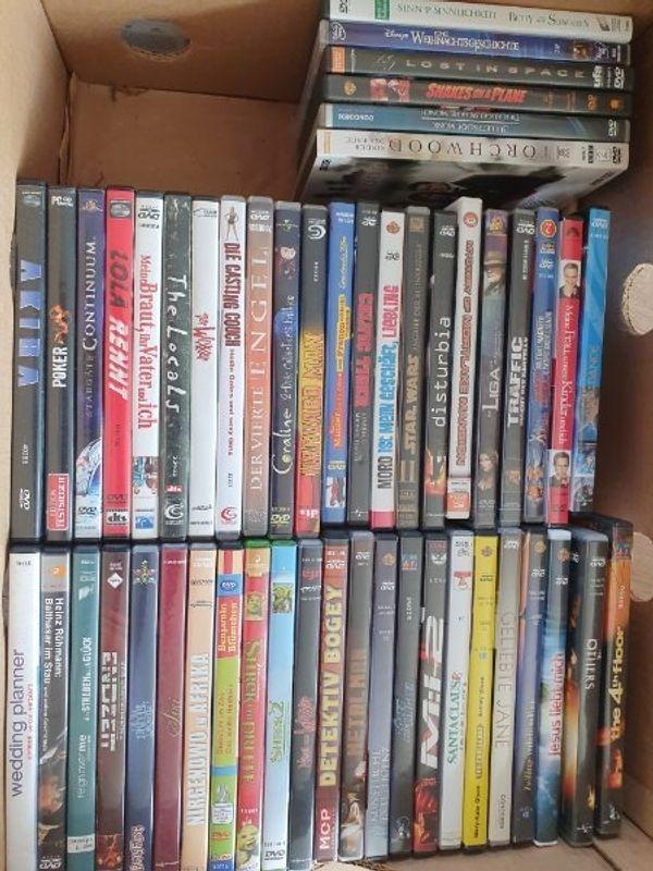 130 DVD 4 Bluray Sammlung