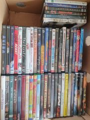 130 DVD 4 Bluray Sammlung