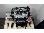 KOMPLETTER ENGINE MOTOR VW POLO