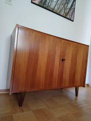 Kommode Schrank Sideboard 60er 70er