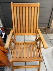 Stühle Holz 4 Stück