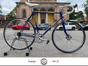 Raleigh Criterium Rennrad wunderschöner Rahmen