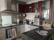 Einbauküche mit Geräten