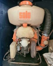 Solo Motorspritze Motorsprühgerät Rückenspritze Benzinmotor
