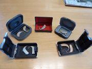 Hörgeräte Sammlung Siemens Phonak Oticon