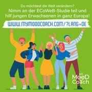 Junge Erwachsene für Online-Studie zu