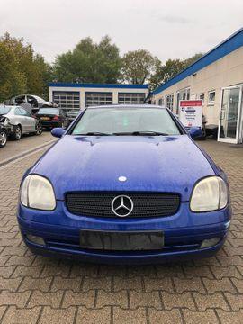 Mercedes-Teile - SCHLACHTFEST - TEILE - MERCEDES-BENZ SLK 230