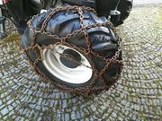 Traktorschneeketten 20 Zoll