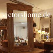 Wandspiegel Teak Recyled Holzrahmen wallmirror