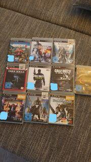 PS3-Spielesammlung