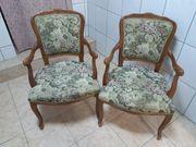 2 Armlehnenstühle