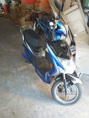 Elektro Moped Fahrrad Kein Führerschein