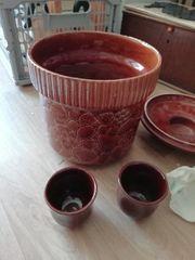 Bowle Set Glas